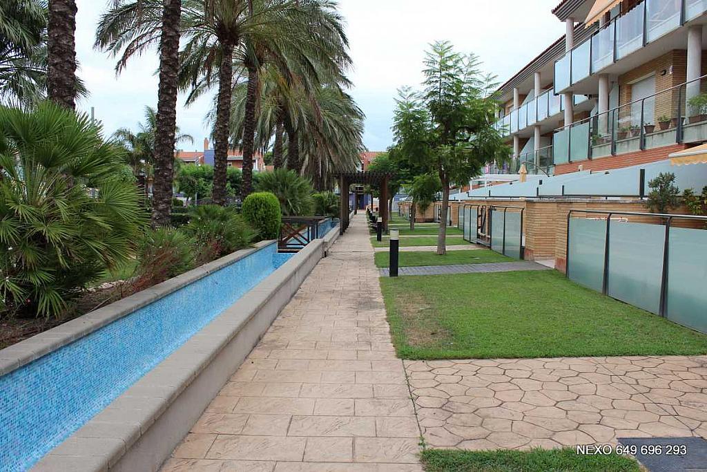 Jardín - Apartamento en venta en calle Castell D'almansa, Vilafortuny en Cambrils - 306995734