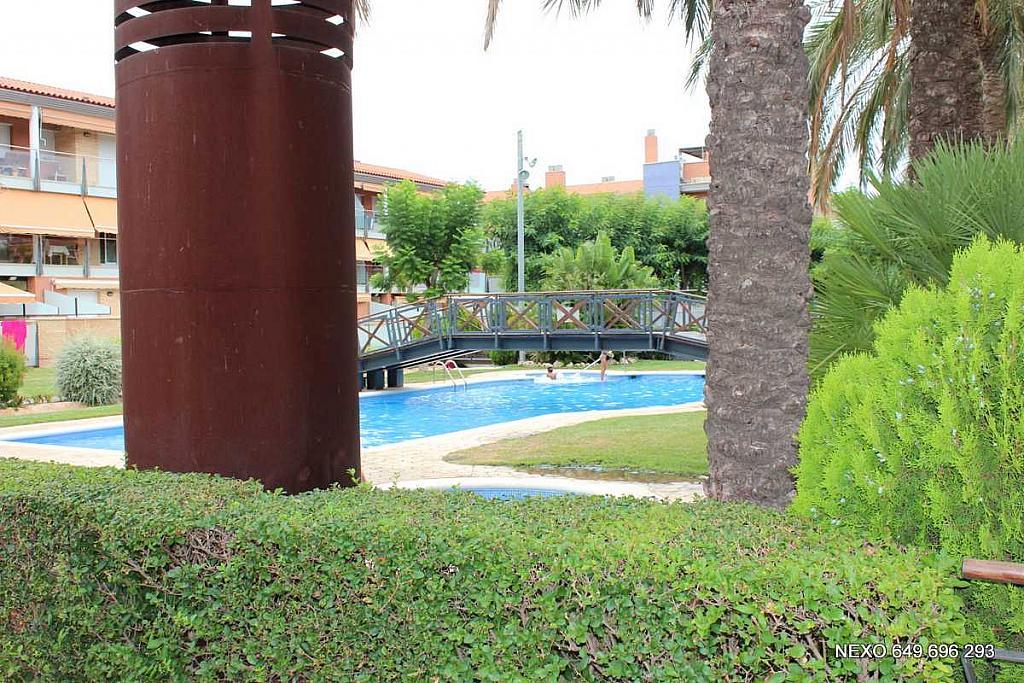 Piscina - Apartamento en venta en calle Castell D'almansa, Vilafortuny en Cambrils - 306995738