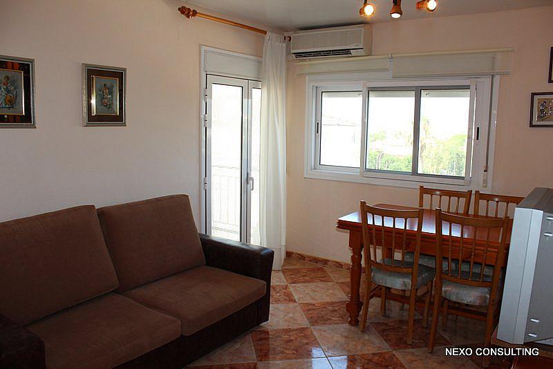 Salón - Apartamento en venta en calle Enric Morera, Cambrils badia en Cambrils - 307013679