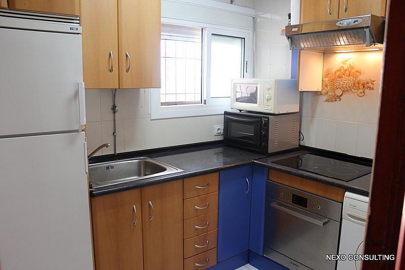 Cocina - Apartamento en venta en calle Enric Morera, Cambrils badia en Cambrils - 307013694