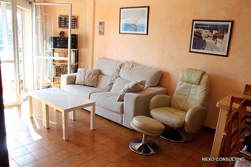 Salón - Apartamento en venta en calle Diputacio, Vilafortuny en Cambrils - 307035512