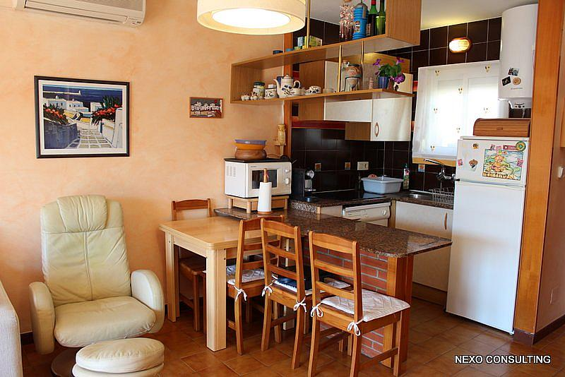 Cocina - Apartamento en venta en calle Diputacio, Vilafortuny en Cambrils - 307035517