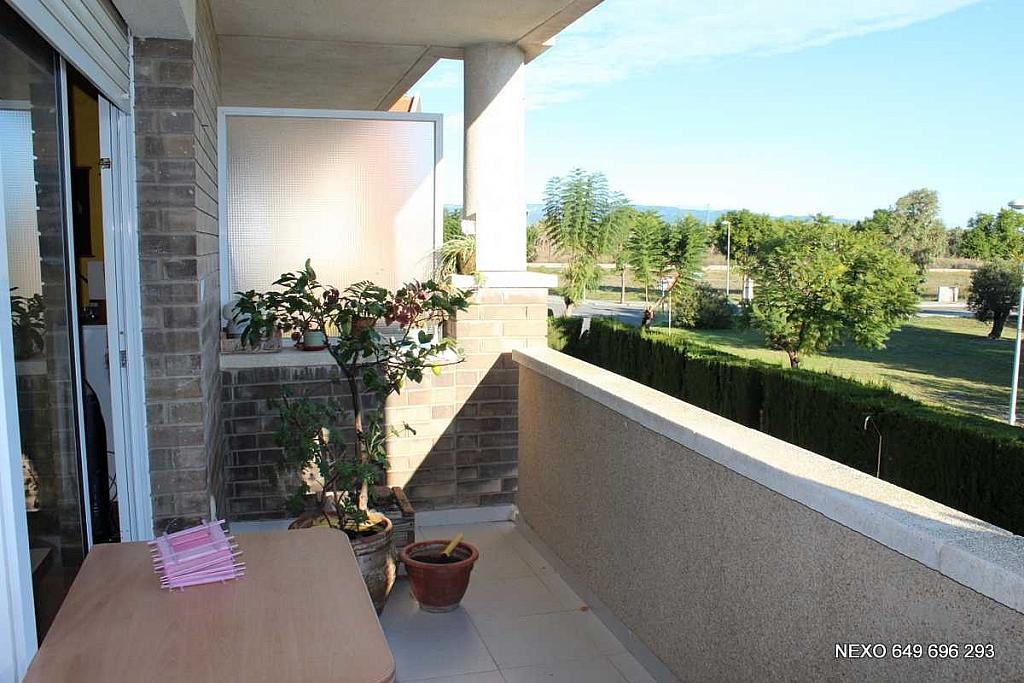 Terraza - Apartamento en venta en calle Josep Mária Subirats, Vilafortuny en Cambrils - 163705876