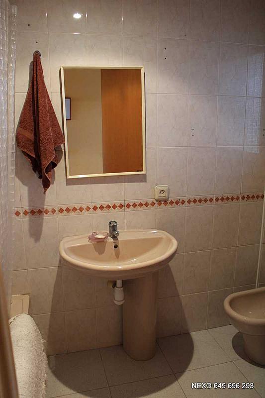 Baño - Apartamento en venta en calle Josep Mária Subirats, Vilafortuny en Cambrils - 163705881