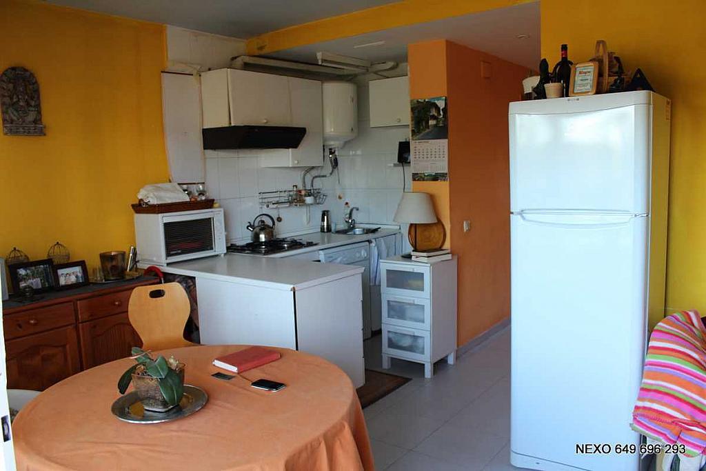 Cocina - Apartamento en venta en calle Josep Mária Subirats, Vilafortuny en Cambrils - 163705884