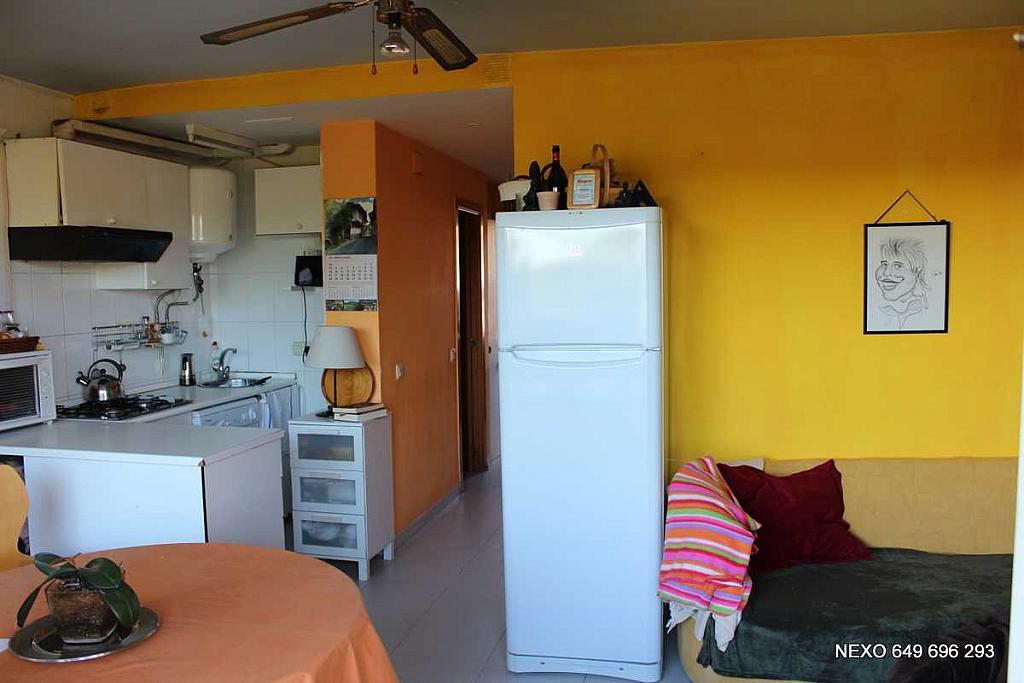 Cocina - Apartamento en venta en calle Josep Mária Subirats, Vilafortuny en Cambrils - 163705900