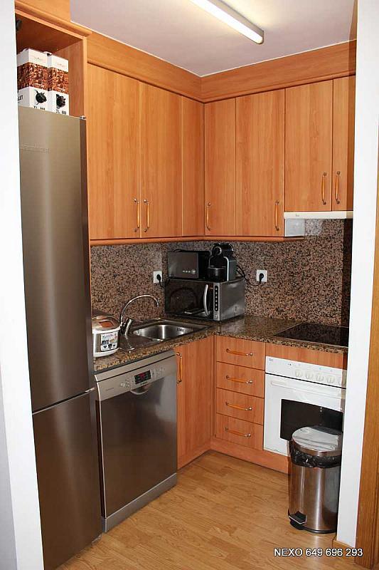 Cocina - Apartamento en venta en calle Colom, Port en Cambrils - 171213224