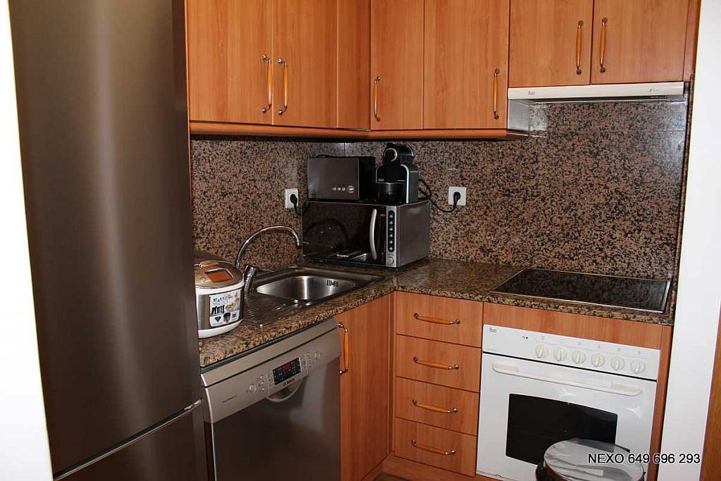 Cocina - Apartamento en venta en calle Colom, Port en Cambrils - 171213226
