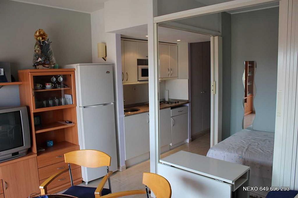 Salón - Apartamento en venta en calle Ebre, Els Esquirols en Cambrils - 173440862