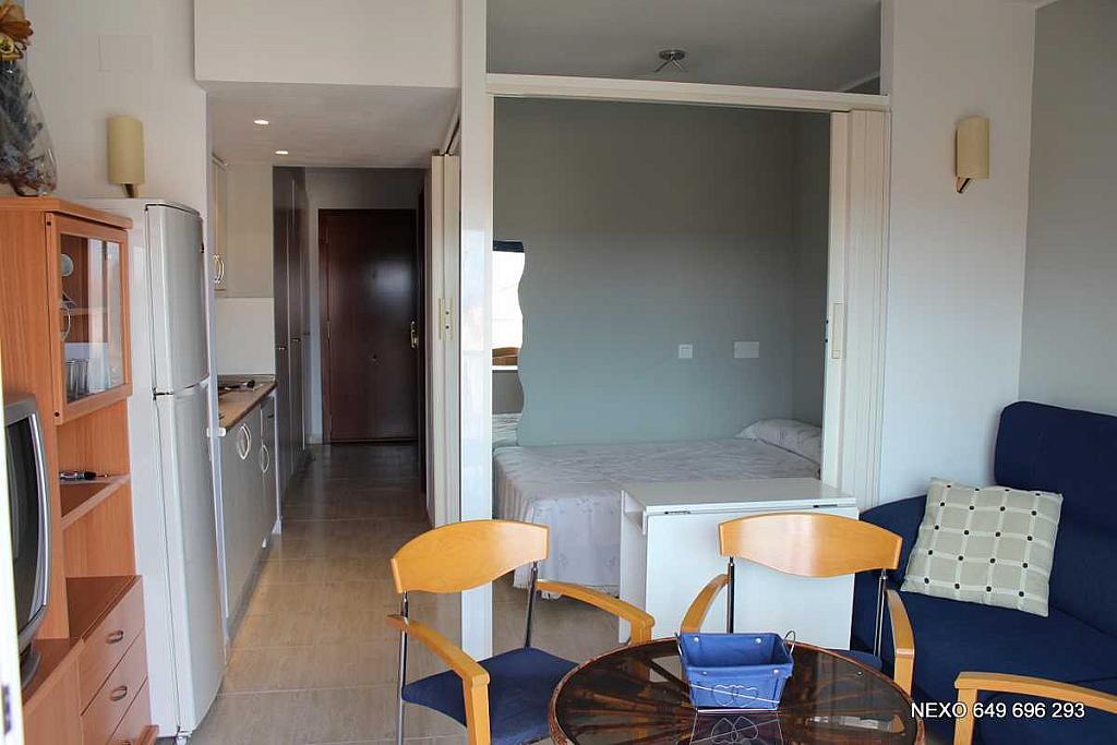 Salón - Apartamento en venta en calle Ebre, Els Esquirols en Cambrils - 173440863