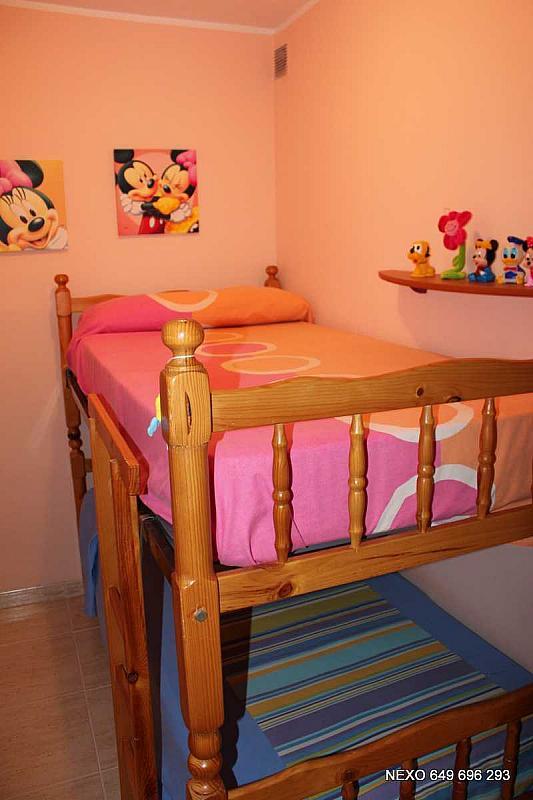 Dormitorio - Apartamento en venta en calle Ebre, Els Esquirols en Cambrils - 173440880
