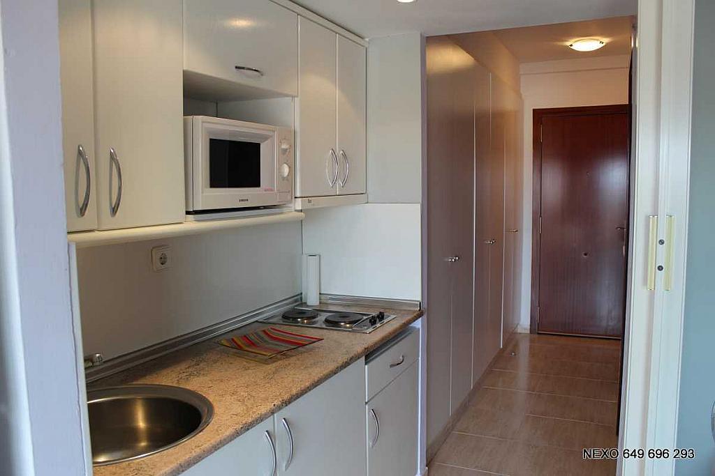 Cocina - Apartamento en venta en calle Ebre, Els Esquirols en Cambrils - 173440890