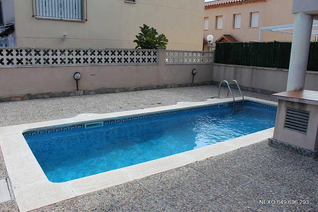 Piscina - Apartamento en venta en calle Ebre, Els Esquirols en Cambrils - 173440903