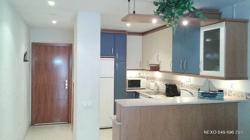 Cocina - Apartamento en venta en calle Diputació, Vilafortuny en Cambrils - 181717705