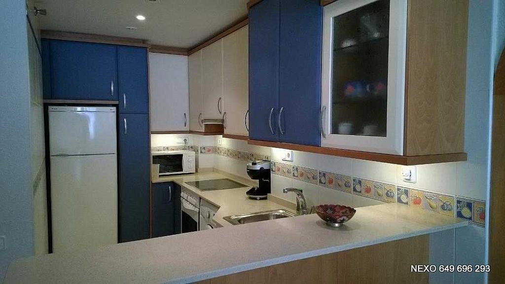 Cocina - Apartamento en venta en calle Diputació, Vilafortuny en Cambrils - 181717708