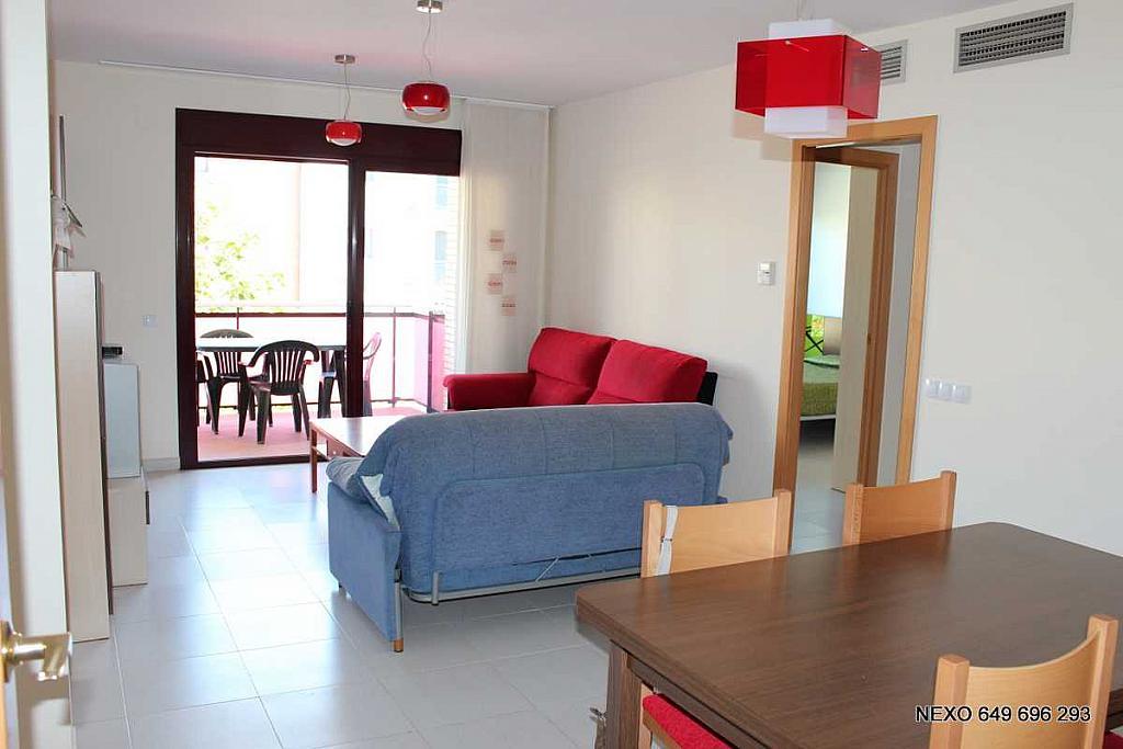 Salón - Apartamento en venta en calle Mestral, Horta de santa maria en Cambrils - 185295110