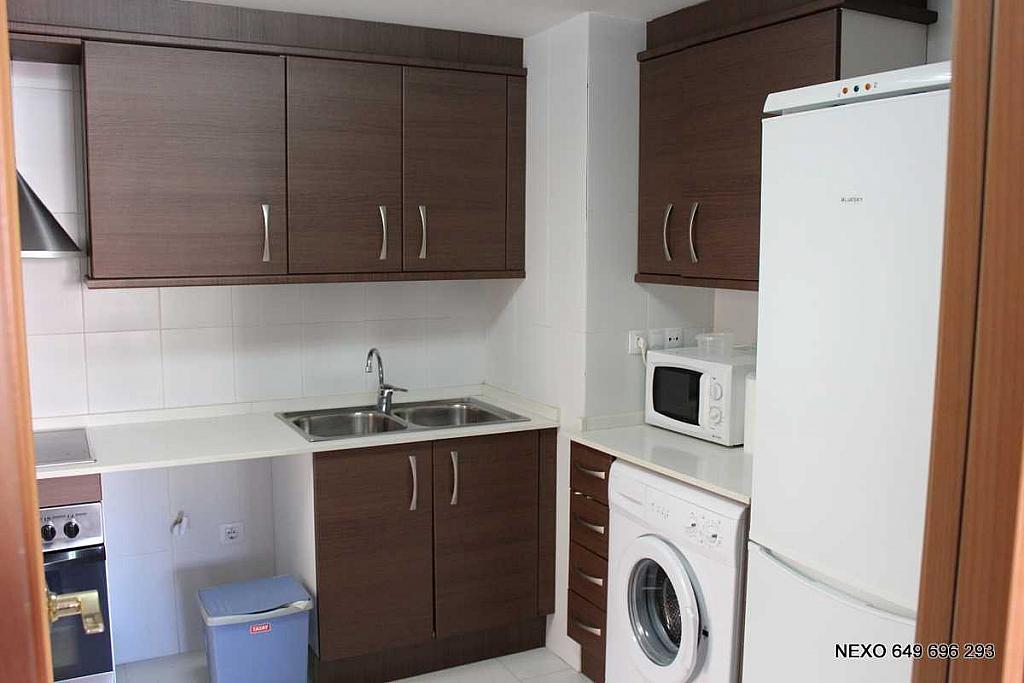 Cocina - Apartamento en venta en calle Mestral, Horta de santa maria en Cambrils - 185295114