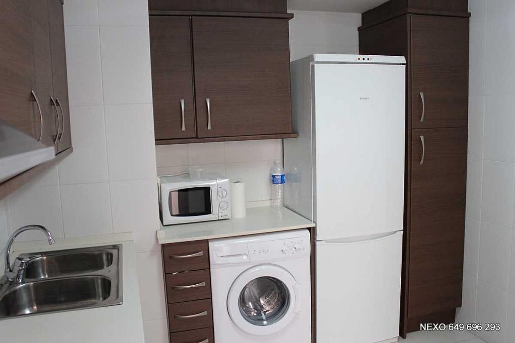 Cocina - Apartamento en venta en calle Mestral, Horta de santa maria en Cambrils - 185295115