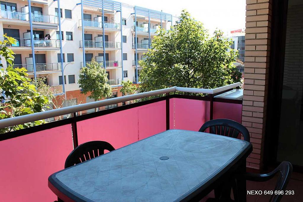 Terraza - Apartamento en venta en calle Mestral, Horta de santa maria en Cambrils - 185295120
