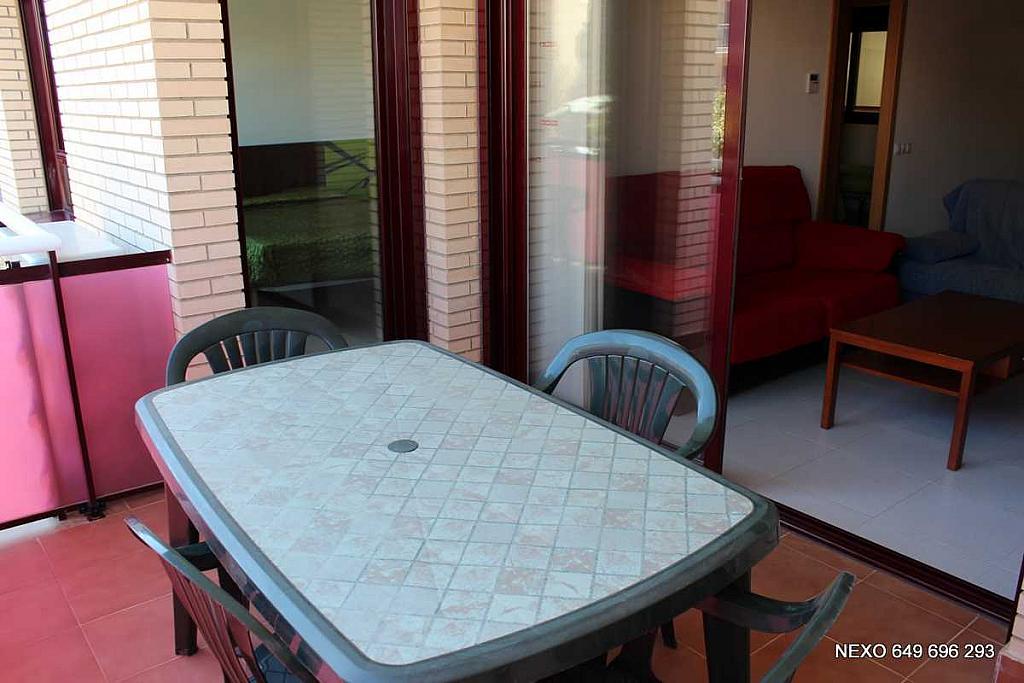 Terraza - Apartamento en venta en calle Mestral, Horta de santa maria en Cambrils - 185295125