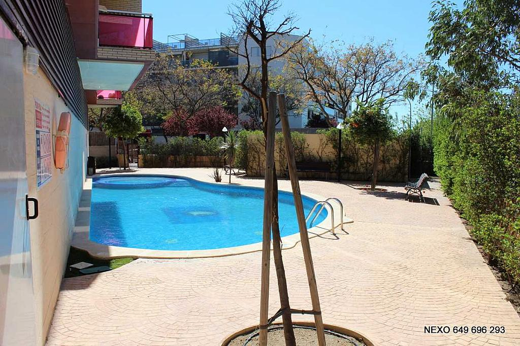 Piscina - Apartamento en venta en calle Mestral, Horta de santa maria en Cambrils - 185295164
