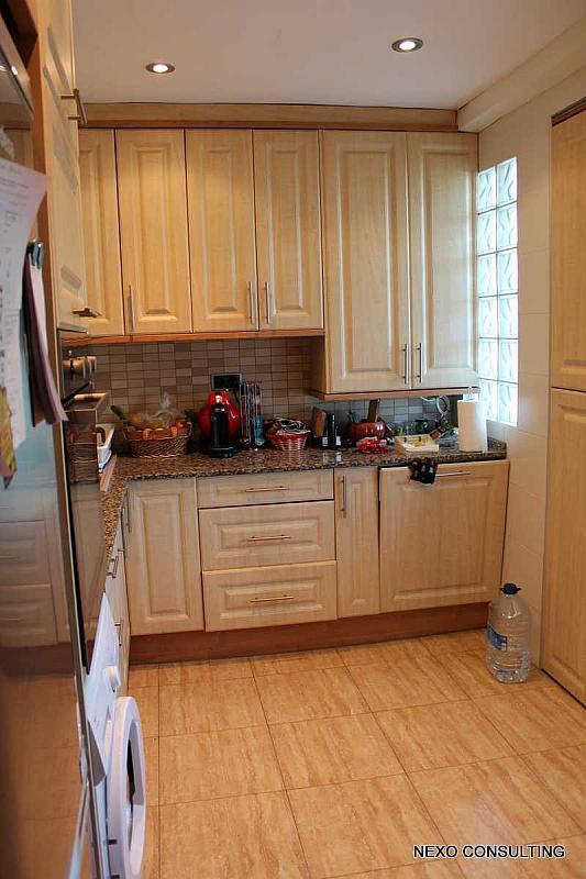 Cocina - Apartamento en venta en calle Diputació, Vilafortuny en Cambrils - 222371735