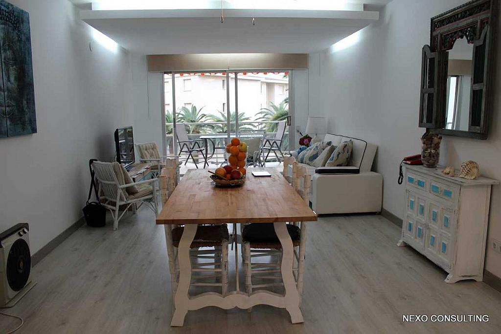 Salón - Apartamento en venta en calle Saturn, La dorada en Cambrils - 224521977