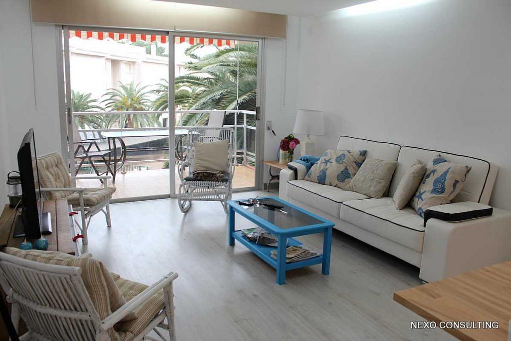 Salón - Apartamento en venta en calle Saturn, La dorada en Cambrils - 224522623