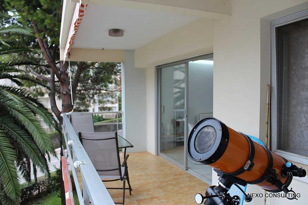 Terraza - Apartamento en venta en calle Saturn, La dorada en Cambrils - 224522649