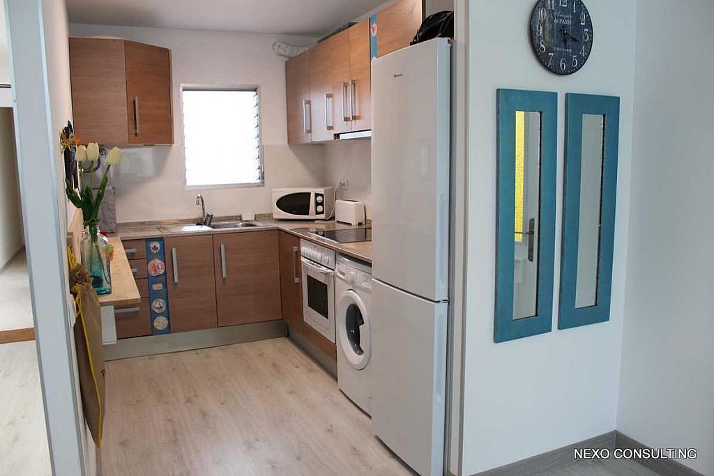 Cocina - Apartamento en venta en calle Saturn, La dorada en Cambrils - 224522664