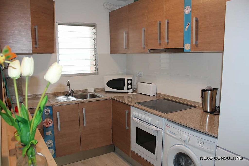 Cocina - Apartamento en venta en calle Saturn, La dorada en Cambrils - 224522668