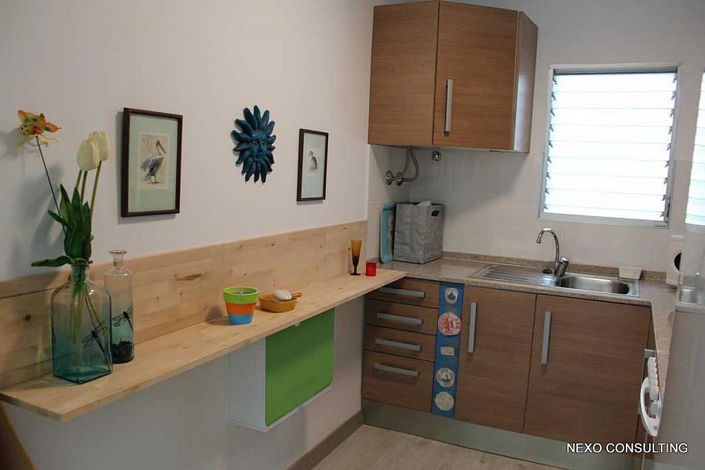 Cocina - Apartamento en venta en calle Saturn, La dorada en Cambrils - 224522670