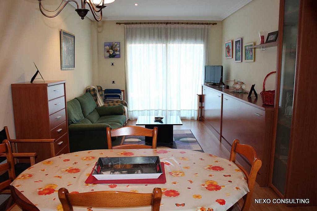 Salón - Apartamento en venta en calle Riu Brugent, Els Esquirols en Cambrils - 225713927