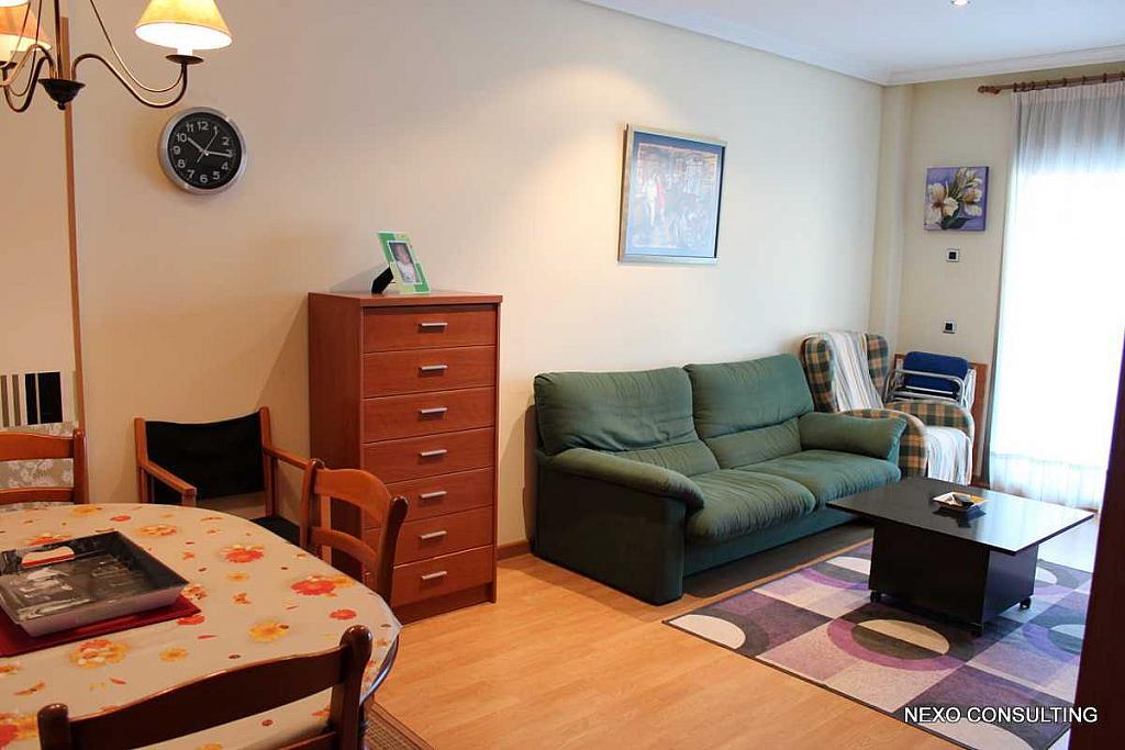 Salón - Apartamento en venta en calle Riu Brugent, Els Esquirols en Cambrils - 225713930