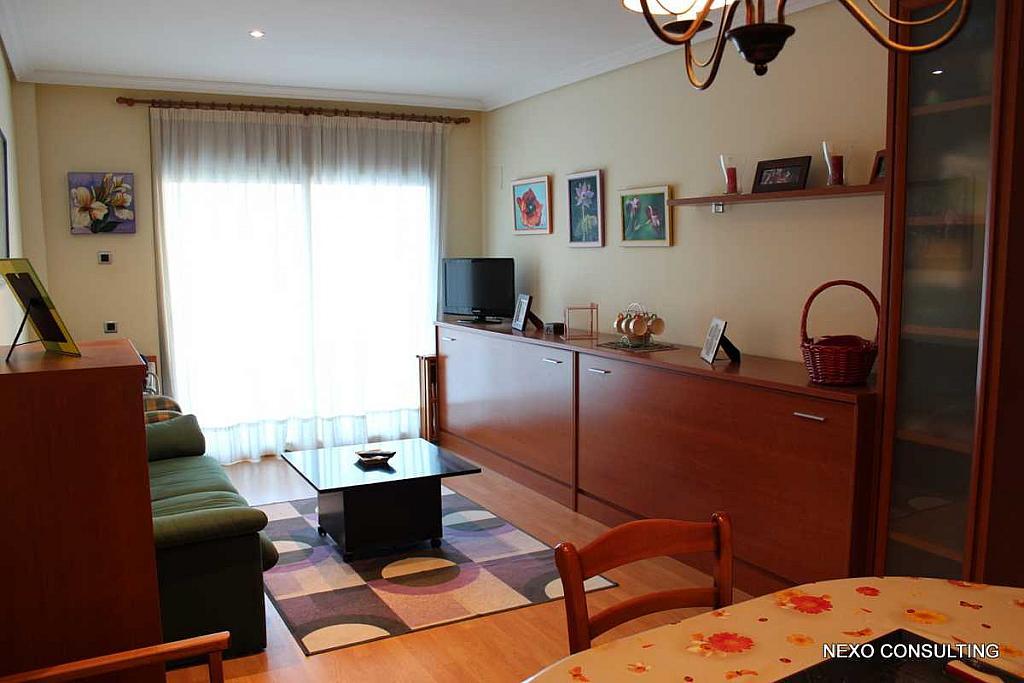 Salón - Apartamento en venta en calle Riu Brugent, Els Esquirols en Cambrils - 225713932