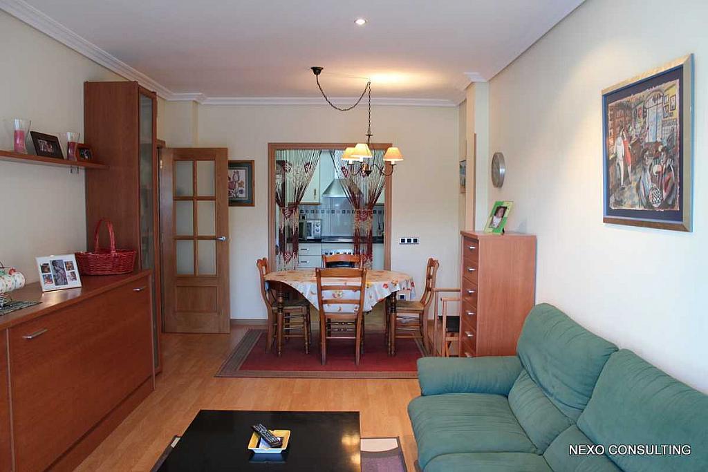 Salón - Apartamento en venta en calle Riu Brugent, Els Esquirols en Cambrils - 225713939