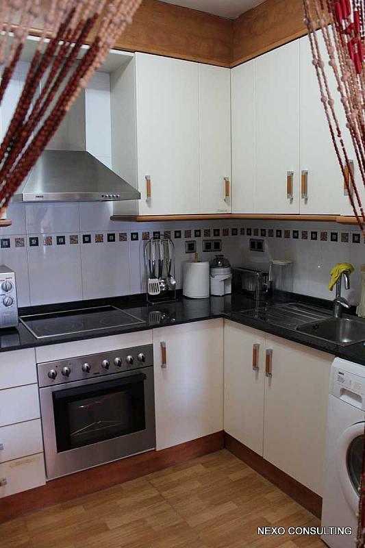 Cocina - Apartamento en venta en calle Riu Brugent, Els Esquirols en Cambrils - 225713942