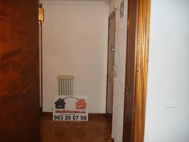 Foto - Piso en alquiler en calle Linares, Rondilla-Pilarica-Vadillos-Bº España-Santa Clara en Valladolid - 244492585