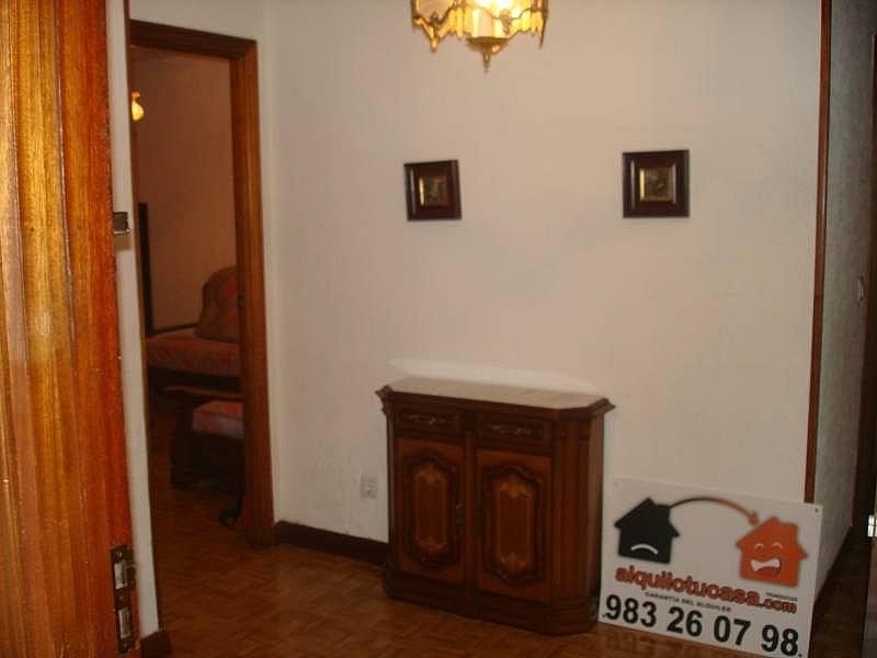 Foto - Piso en alquiler en calle Linares, Rondilla-Pilarica-Vadillos-Bº España-Santa Clara en Valladolid - 244492600