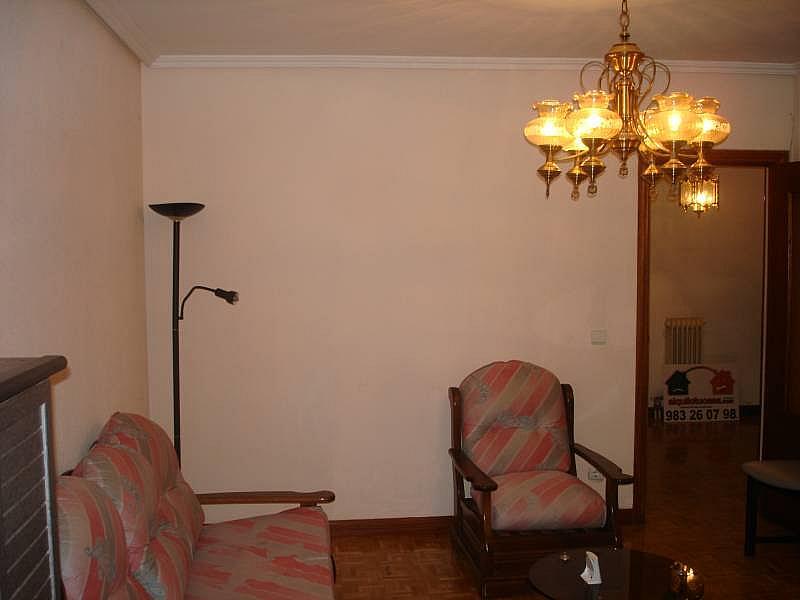 Foto - Piso en alquiler en calle Linares, Rondilla-Pilarica-Vadillos-Bº España-Santa Clara en Valladolid - 244492609