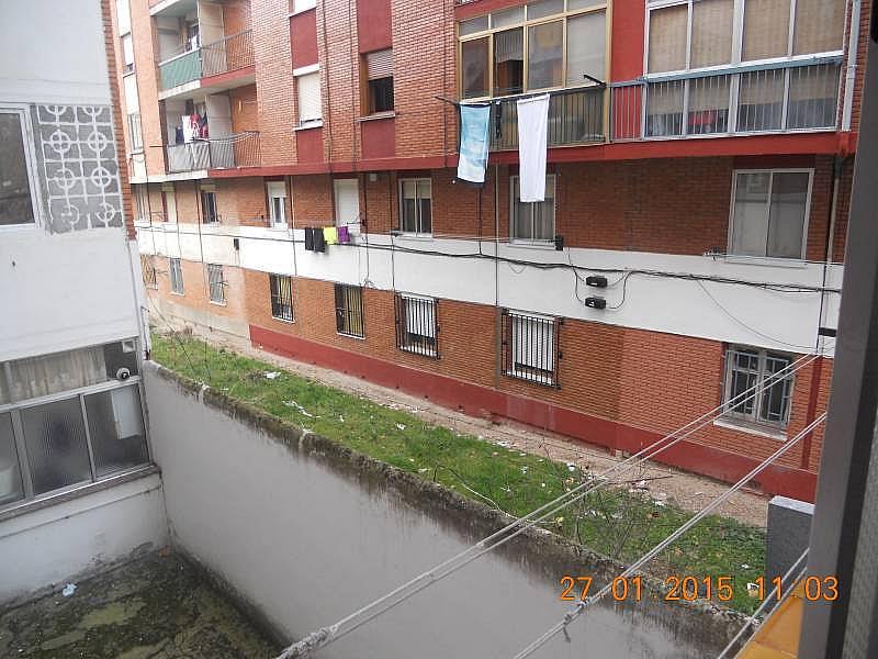 Foto - Piso en alquiler en calle Amor de Dios, Rondilla-Pilarica-Vadillos-Bº España-Santa Clara en Valladolid - 257251325