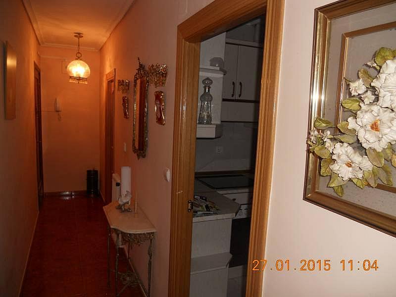 Foto - Piso en alquiler en calle Amor de Dios, Rondilla-Pilarica-Vadillos-Bº España-Santa Clara en Valladolid - 257251337