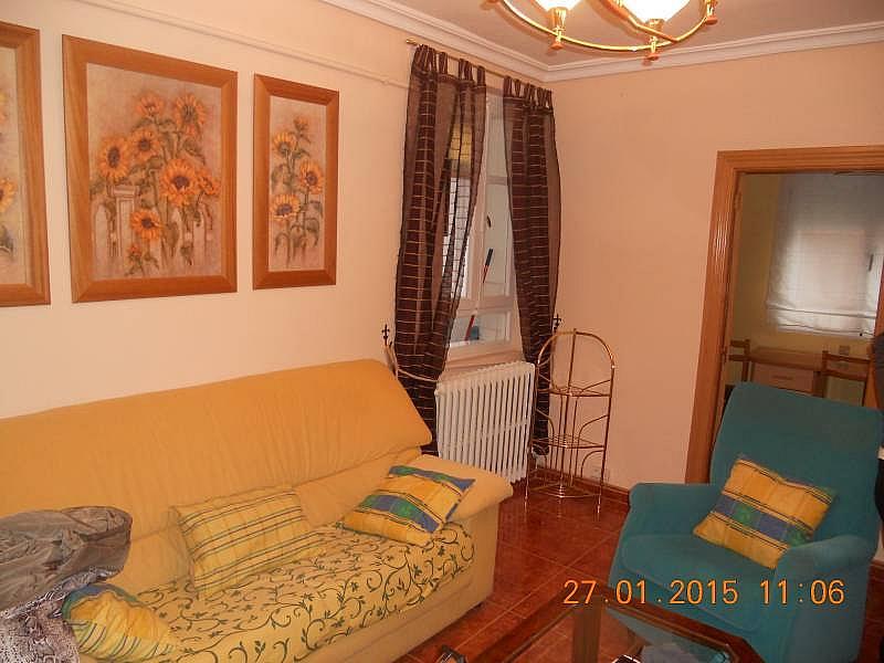 Foto - Piso en alquiler en calle Amor de Dios, Rondilla-Pilarica-Vadillos-Bº España-Santa Clara en Valladolid - 257251370