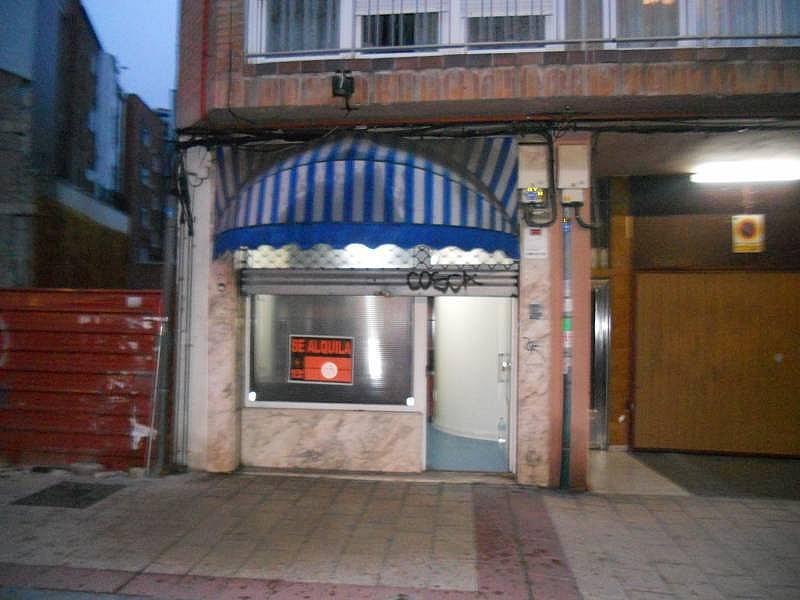 Foto - Local comercial en alquiler en calle Bautismo, Semicentro-Circular-San Juan-Batalla en Valladolid - 233925062