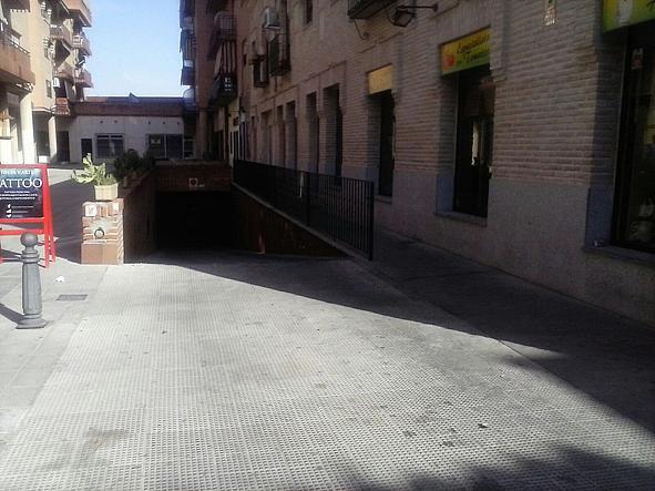 Garaje en alquiler en plaza Zafiro, Navalcarnero - 330138762