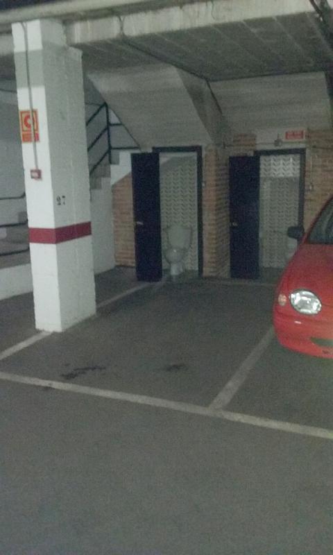 Garaje en alquiler en plaza Zafiro, Navalcarnero - 330138776