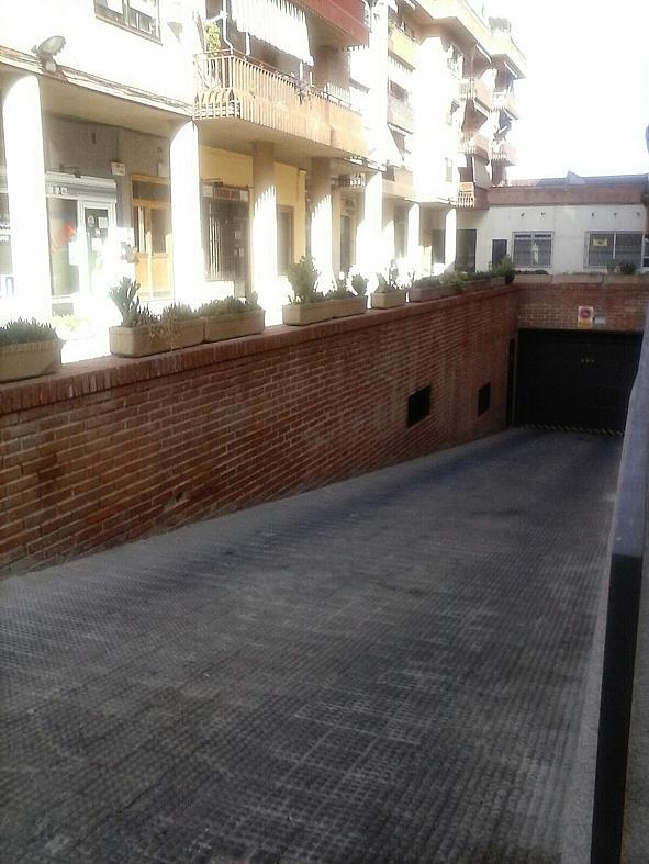 Garaje en alquiler en plaza Zafiro, Navalcarnero - 330138781