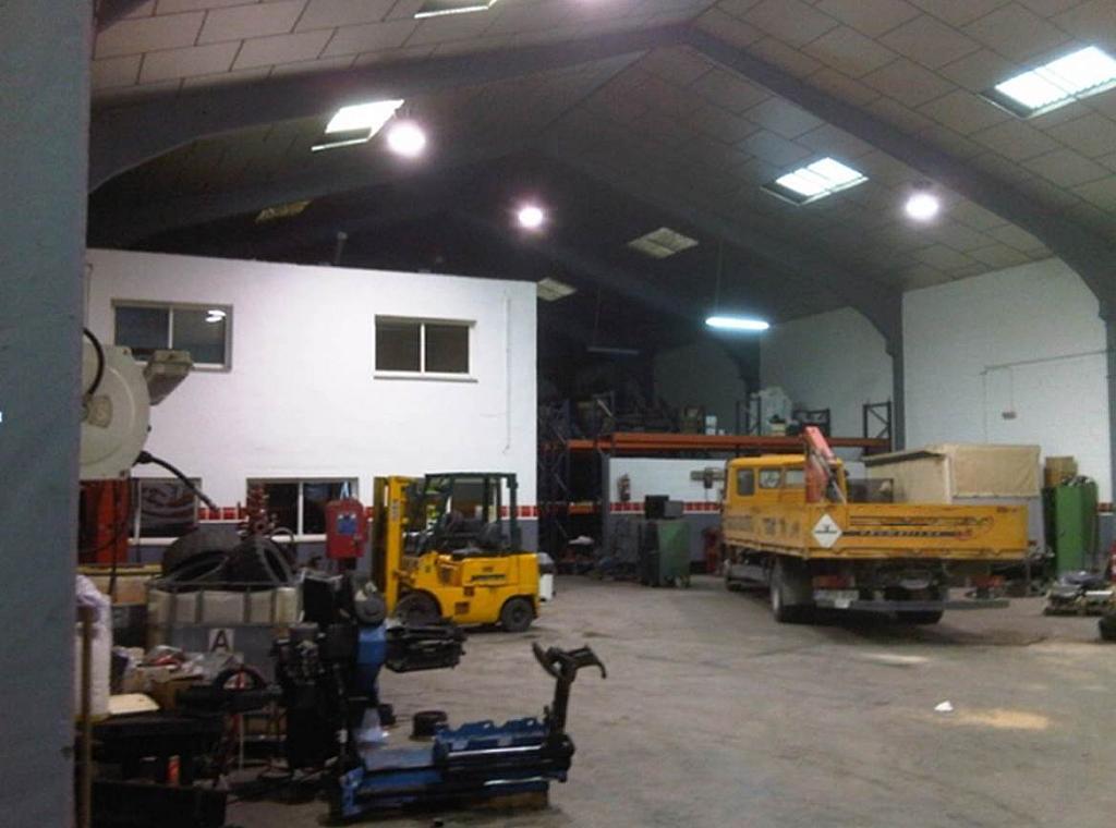 Nave industrial en alquiler en carretera Valencia Madrid, Barrio San Jeronimo en Quart de Poblet - 244954629