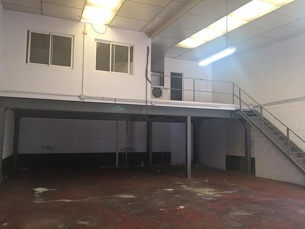 Nave industrial en alquiler en polígono El Oliveral, Zona Sur en Riba-roja de Túria - 266025383