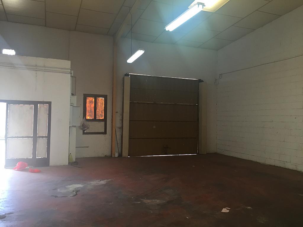 Nave industrial en alquiler en polígono El Oliveral, Zona Sur en Riba-roja de Túria - 266025389